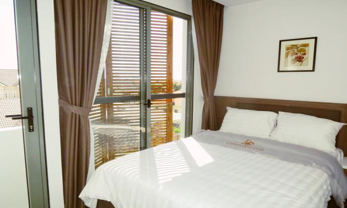 Luxury Studio Glenwood Inn Serviced Apartment, District 2, HCMC