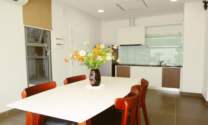 Two Bedrooms Glenwood Serviced Apartment, Thao Dien, District 2 HCMC