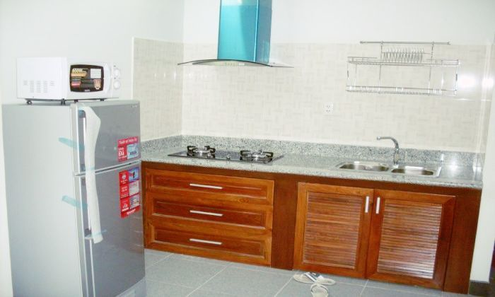 Serviced Apartment For Lease  in Thao Dien, Dist 2, HCMC