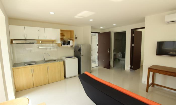 Hoa Dung Studio Serviced For Rent in Thao Dien District 2 HCM City