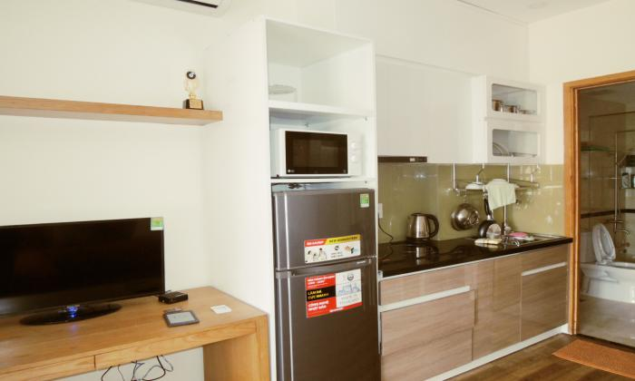 Hong Linh Serviced Apartment in Thao Dien District 2 HCM City