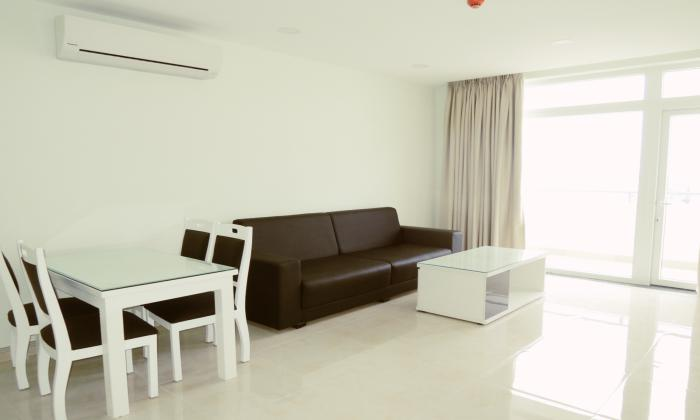 Brand New Two Bedrooms Lily Serviced Apartment in District 2 HCMC