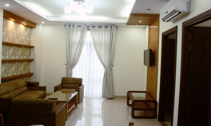 Serviced Apartment In Thao Dien Ward, District 2, Ho Chi Minh City