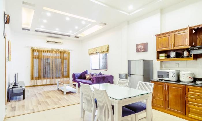 One Bedroom MIA Serviced Apartment in Nguyen Van Huong District 2 HCMC