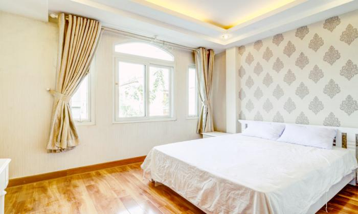 Stunning Balcony Two Bedrooms Apartment in Thao Dien District 2 HCM City