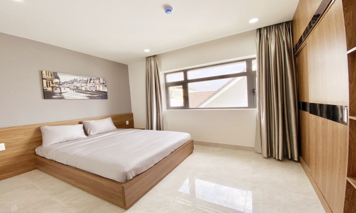 Two Bedroom Monaco Serviced Apartment For Rent In Thao Dien District HCMC