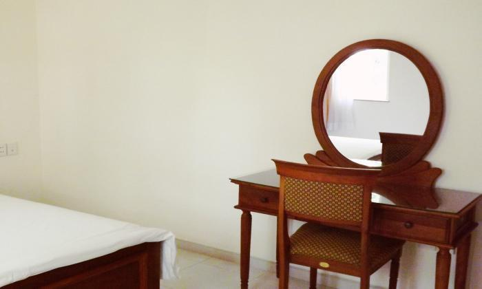 Serviced Apartment For Rent On Nguyen Van Huong St, Dist 2, HCMC