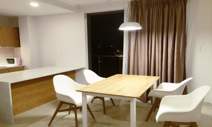 Luxury Moonlight Serviced Apartment in Thao Dien District 2 HCMC