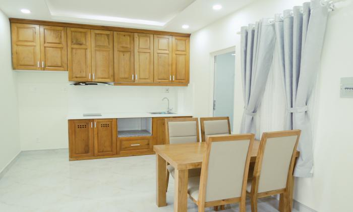 Two Bedrooms Serviced Apartment in Thao Dien District 2 HCM City