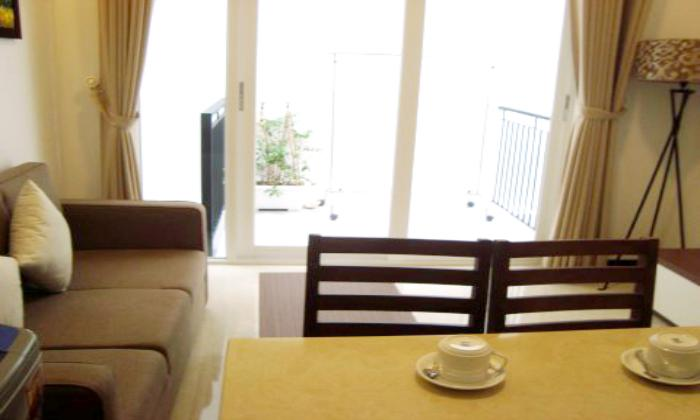 New One Bedroom Serviced Apartment in Thao Dien District 2, HCMC