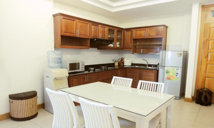 Amazing Serviced Apartment For Rent On Nguyen Van Huong St,Dist 2, HCM