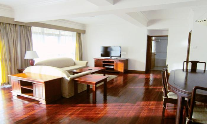 Serviced Apartment For Rent In Thao Dien ward - Dist 2, HCM City