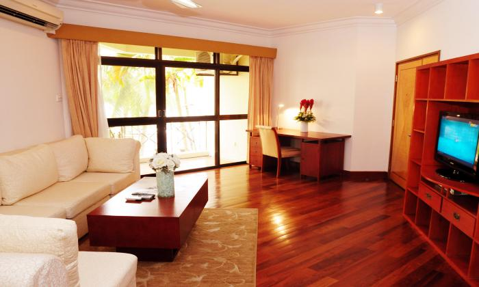 Riverside Serviced Apartment Community in District 2 Ho Chi Minh City