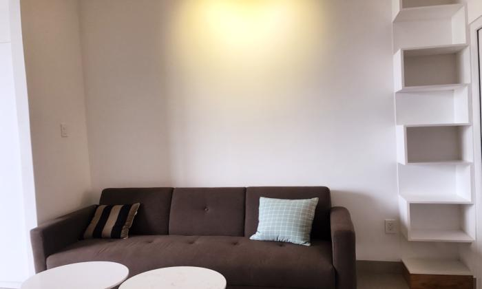 Nice And Bright One Bedroom Apartment in Thao Dien District 2 HCMC
