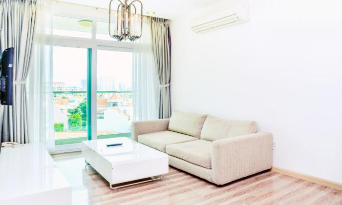 Luxury One Bedroom SEM Serviced Apartment in Thao Dien Dist 2 HCMC