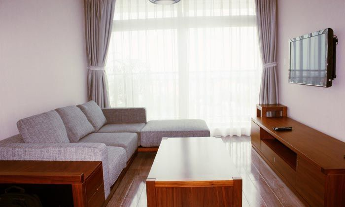 Luxury Serviced Apartment In Thao Dien Ward, District 2, HCMC