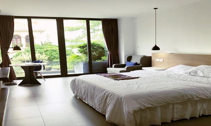 Modern Sanchu Home One Bedroom Apartment In Thao Dien District 2 HCMC