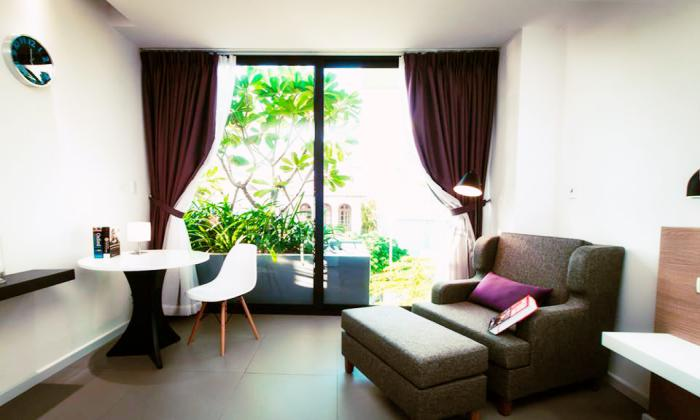 Stunning Style One Bedroom Apartment in Thao Dien District 2 HCM City