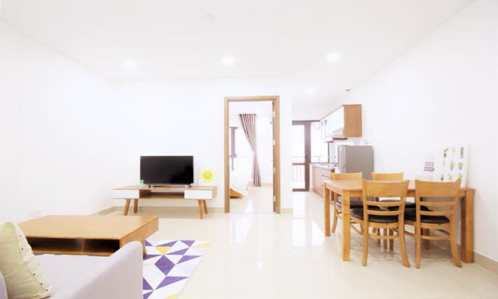 Natural Light Two Bedroom Apartment For Rent in Thao Dien District HCMC