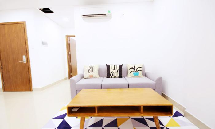 Stunning Balcony One Bedroom Apartment in Quoc Huong Thao Dien Dist2 HCMC