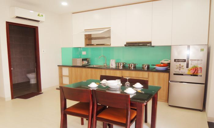 One Bedroom Serviced Apartment For Rent in An Phu District 2 Ho Chi Minh City