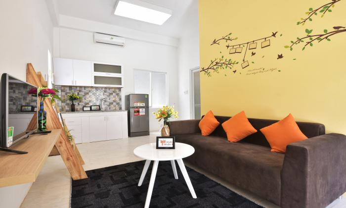 Brand New Sunrise Homes Serviced Apartment in Thao Dien District 2 HCMC