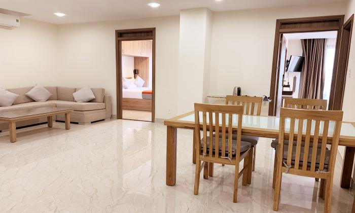 The C Suite Serviced Apartment For Rent in Thao Dien District 2 Ho Chi Minh City