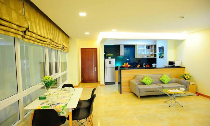 Luxury New Two Bedrooms Serviced Apartment in Thao Dien, Dist 2, HCMC