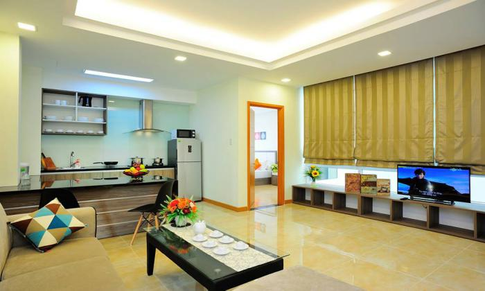 New Luxury One Bedroom Serviced Apartment in Thao Dien, Dist 2, HCMC