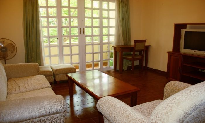 Cozy Serviced Apartment For Rent in District 2, Ho Chi Minh City