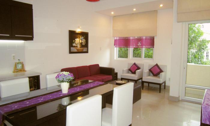 Water Lyly serviced apartment, Thao Dien, HCMC