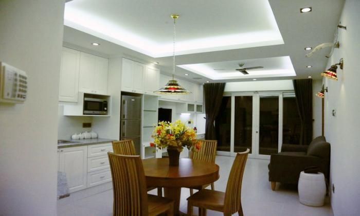 Wonderful Serviced Apartment For Rent in Thao Dien area, Dist 2, HCMC