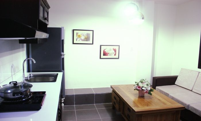 Brilliant Serviced Apartment For Rent In Thao Dien, District 2, HCM City