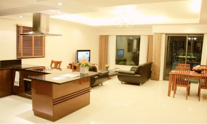 Waterfront Serviced Apartment Residence in Thao Dien ward - Dist 2, HCM City