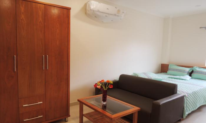 Good Rent Brand New Studio Apartment For Lease in District 3 Ho Chi Minh City