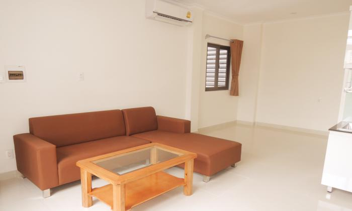 One Bedroom Serviced Apartment in Ly Chinh Thang Street District 3 Ho Chi Minh City