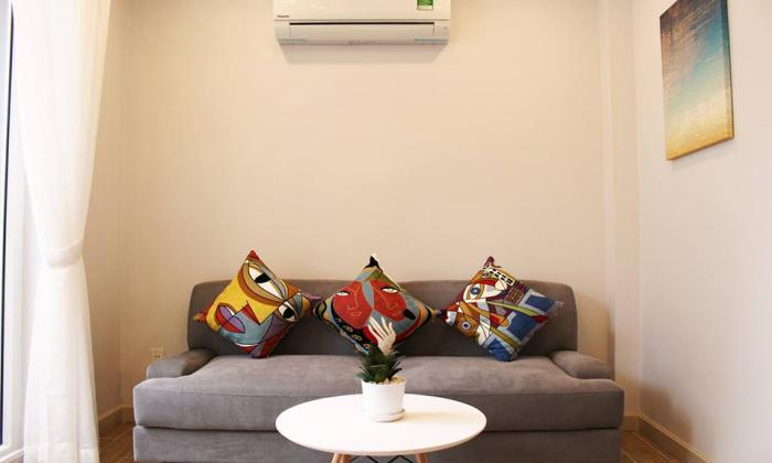 Cute Garden One Bedroom Serviced Apartment in District 3 HCM City