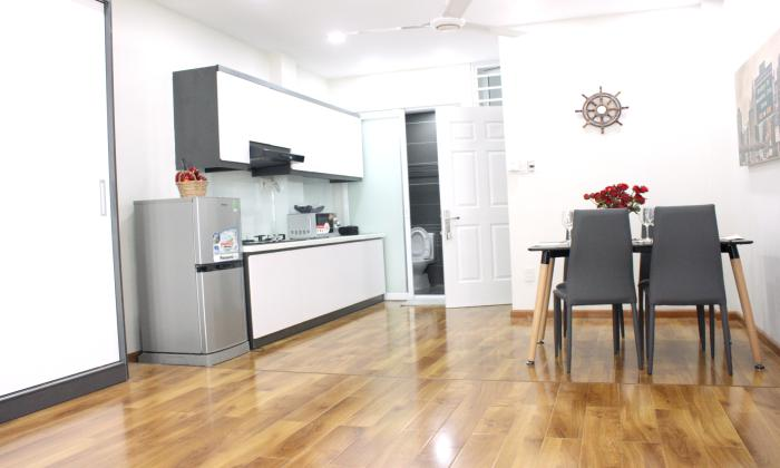 Luxury Studio Serviced Apartment For Rent in District 3, HCM City