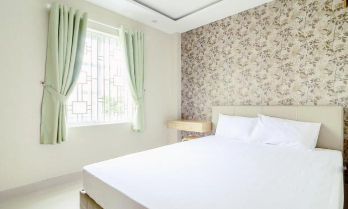 Good Rental For Private One Bedroom Serviced Apartment in District 3 HCM City