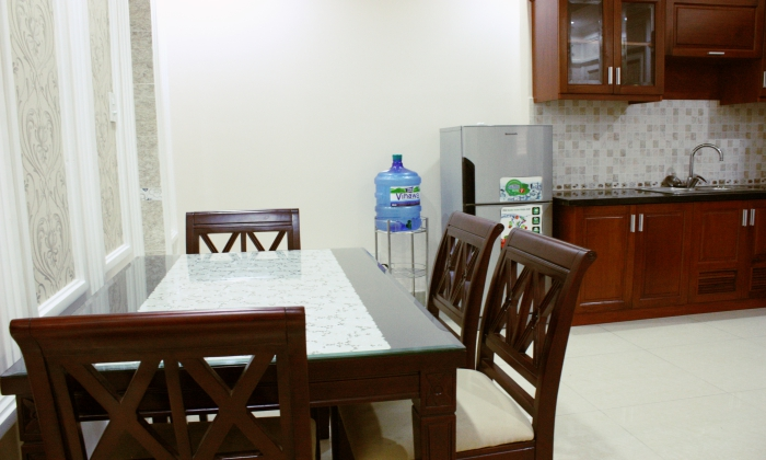 Luxury Serviced Apartment For Rent In District 3, HCM City