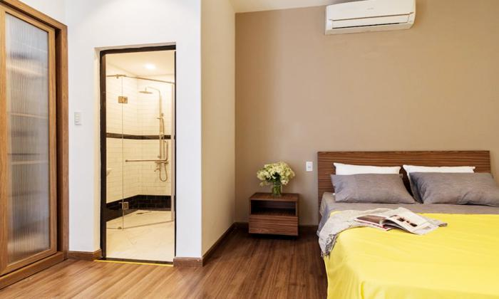 Bright Light Studio Serviced Apartment For Rent in District 3 Saigon