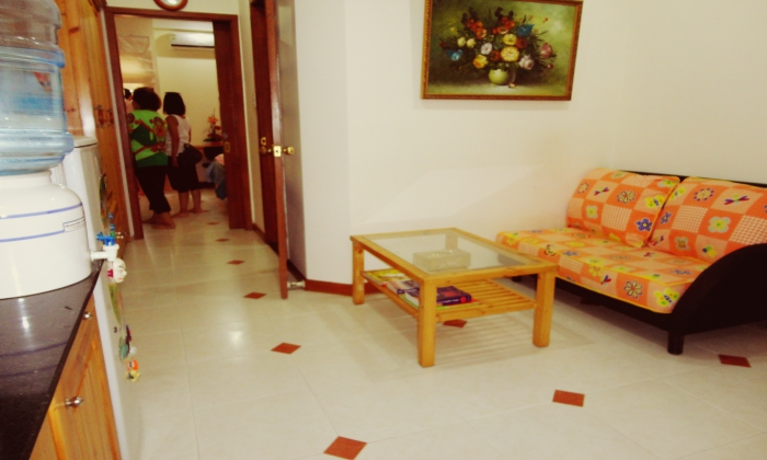 Good Rental Serviced Apartment For Rent In District 3, HCMC