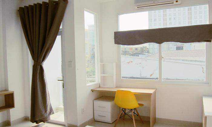 Nice Studio Serviced Apartment Near Canal in District 3 HCM City