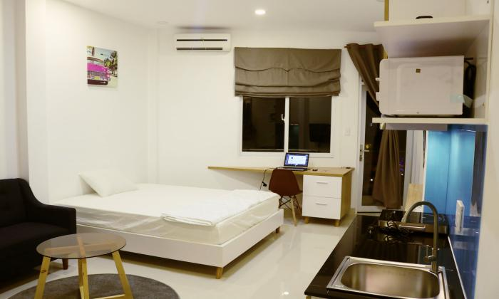 Brand Studio Serviced Apartment For Rent in District 3 Ho Chi Minh City