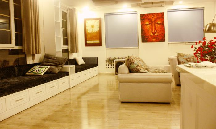 Luxury One-Bedroom Serviced Apartment in District 3, HCMC