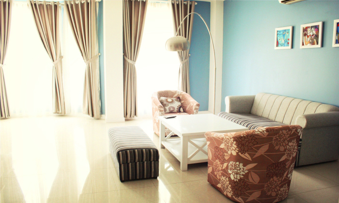 Very Nice Serviced Apartment For Rent In District 3, HCM City