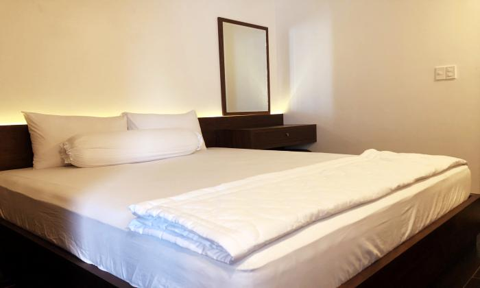 One Bedroom Serviced Apartment in Tran Quang Dieu District 3 Ho Chi Minh City