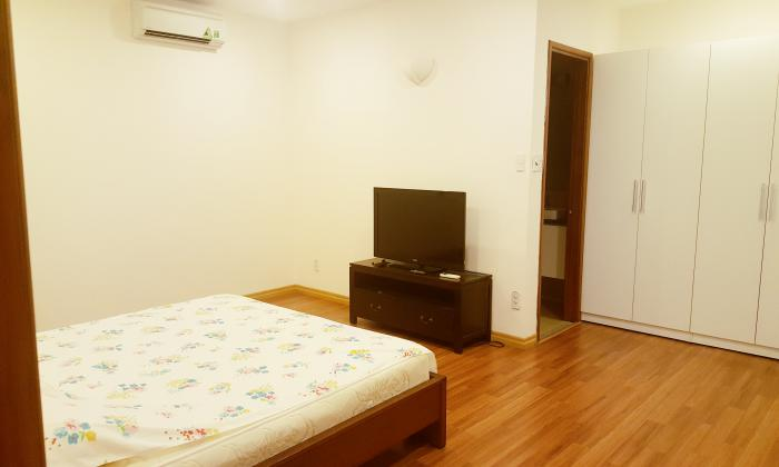 Bright Three Bedroom Serviced Apartment in District 3 HCM City