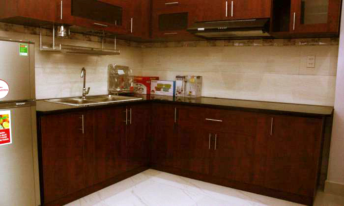 One Bedroom Apartment  in Nguyen Dinh Chieu St, District 3, HCM City
