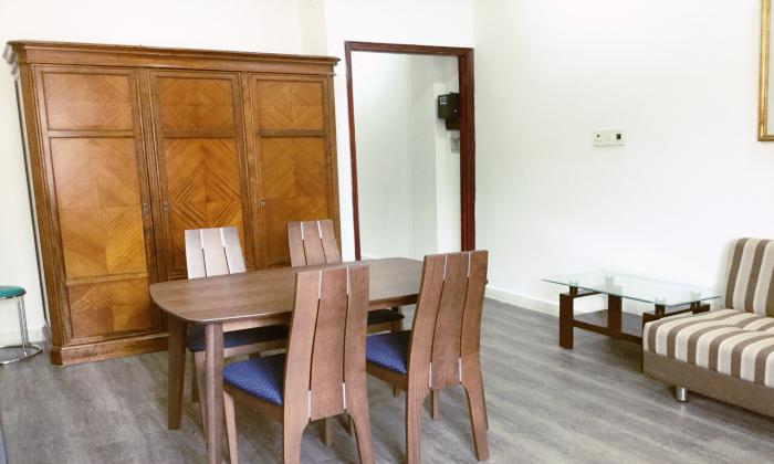 Spacious Private One Bedroom Apartment in Central District 3 Ho Chi Minh City